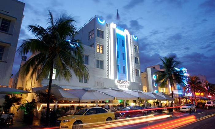 Beacon South Beach Hotel - Miami Beach, FL: Stay at Beacon South Beach Hotel in Miami Beach, FL. Dates Available into June.