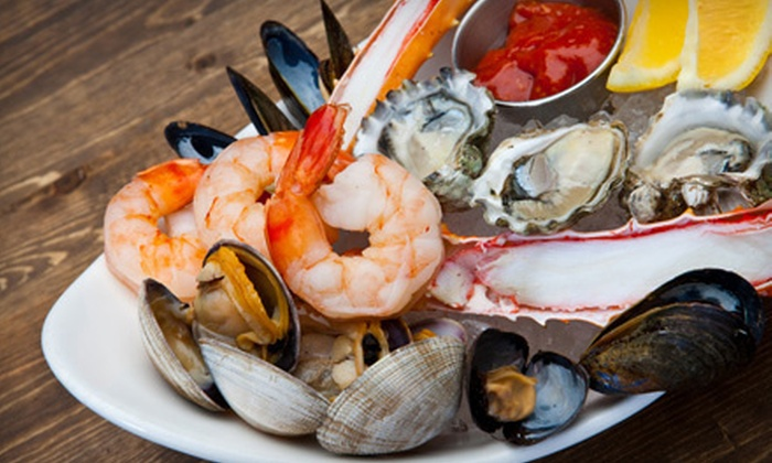 Hundred Bar & Kitchen - Downtown: $20 for $40 Worth of Contemporary Comfort Fare and Drinks at Hundred Bar & Kitchen