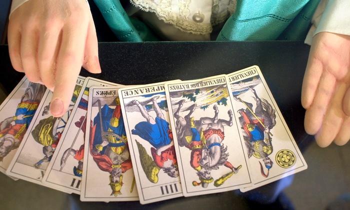Spiritual Gardens - Edgewood: 20- or 45-Minute Tarot Card Reading at Spiritual Gardens (Up to 61% Off)