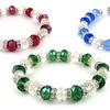 Austrian Crystal Stretch Bracelets