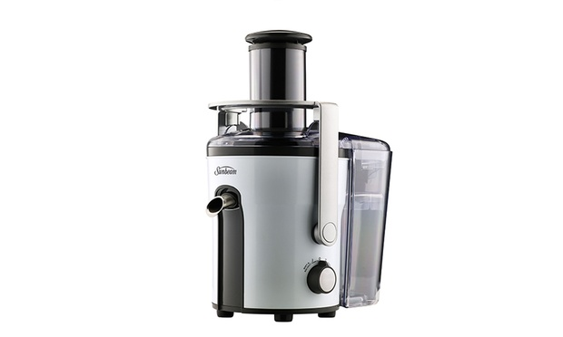 Sunbeam Cold Press Juicer Je9000 Review : Sunbeam Automatic Juicer Groupon Goods