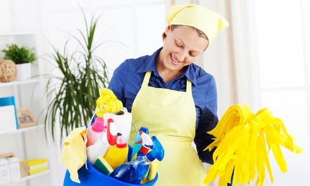 Deep-Housecleaning Sessions for Three or Five Rooms from Nevada Cleaning Solutions (Up to 66% Off)