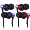 Audio-Technica In-Ear Headphones with Inline Mic and Volume Control