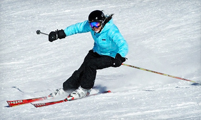 Chicopee Ski & Summer Resort - Centreville Chicopee: $20 for a Lift Ticket, Valid Monday–Wednesday from 4 p.m. to 9:30 p.m. at Chicopee Ski & Summer Resort ($40 Value)