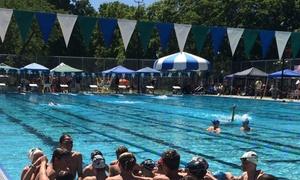 Spokane Area Swimming: $75 for $150 Worth of summer swim league at Spokane Area Swimming