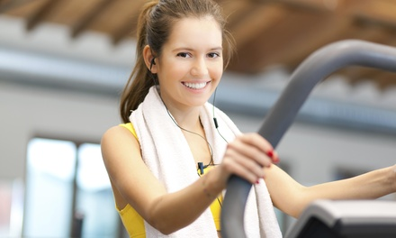 $30 for $60 Worth of Women's Gym Membership at EnVie Fitness