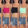 Women's Lacy Bralette or Bandeau (12-Pack)