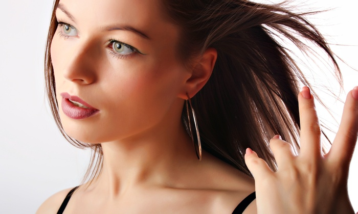 Salon Encore - Big Creek: Haircut, Wash, and Color Services at Salon Encore (Up to 66% Off)