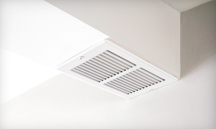 Air Duct Clean - Bryant Pattengill West: $99 for an Air-Duct Cleaning for Up to 10 Ducts and a Camera Inspection from Air Duct Clean ($478 Value)