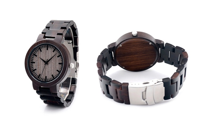 Men's Maple Wood Watch (Shipping Included)