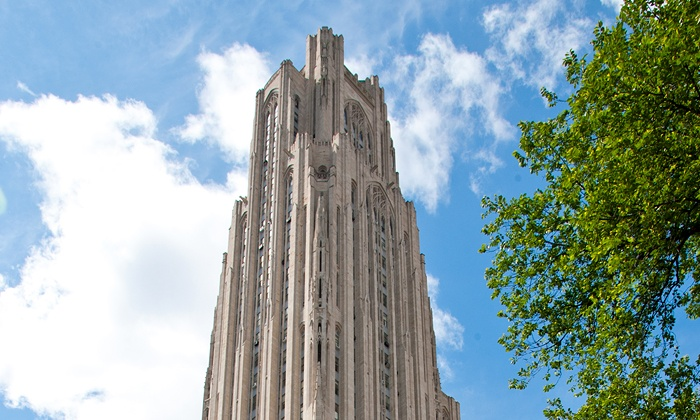 Cathedral of Learning/Nationality Rooms - The University of Pittsburgh: Audio Tour for Two or Family of Up to Six at the Cathedral of Learning's Nationality Rooms (44% Off)