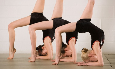 $39 for a Gymnastics Package with Four Weeks of Classes at Ozark Mountain Gymnastics ($79 Value)
