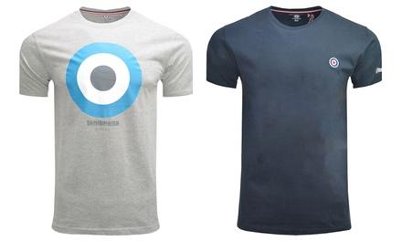 T-shirt da uomo Lambretta disponibili in 4 taglie, 2 modelli e colori