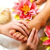 51% Off a Pedicure at The Hair Studio & Day Spa