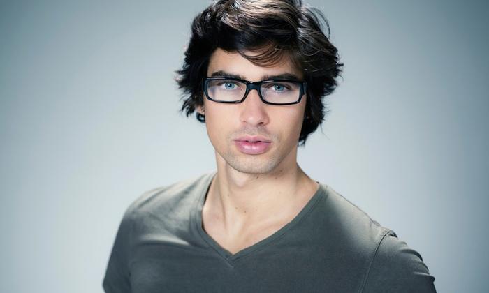 Eyeglasses with Designer Frames - For Eyes Optical | Groupon