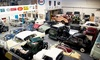 Moretonhampstead Motor Museum - Moretonhampstead: Entry for One or Two Adults or a Family of Four to the Moretonhampstead Motor Museum (50% Off)
