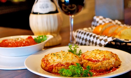 Lunch for Two or Four at Mondo's Ristorante Italiano (Up to 40% Off)