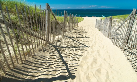 Stay at The Queen Anne Inn & Resort on Cape Cod, MA. Dates into July.