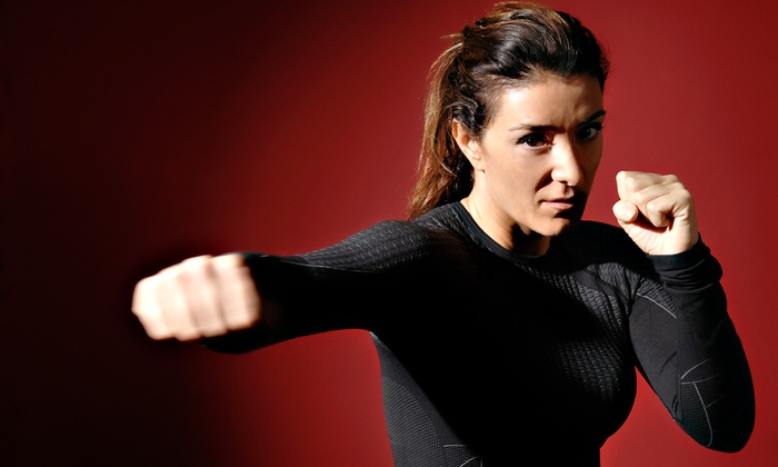 Train Like You Mean It! - Springfield: One Month of Self-Defense and Fitness Classes at Train Like You Mean It! (Up to 65% Off). Three Options Available.