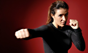 Train Like You Mean It!: One Month of Self-Defense and Fitness Classes at Train Like You Mean It! (Up to 65% Off). Three Options Available.