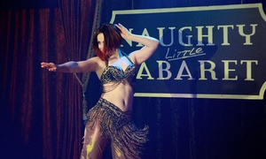 Naughty Little Cabaret Valentine's Day Show: Naughty Little Cabaret Valentine's Day Show (February 12–14)