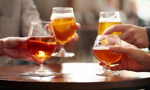 Up to 31% Off the DC After Hours Brew Tour  at City Brew Tours DC, plus 6.0% Cash Back from Ebates.