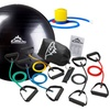 Black Mountain Products Fitness Toning Kit (6-Piece)