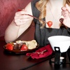 $25 for $50 Toward Fondue Meal at The Upstairs Fondue Restaurant