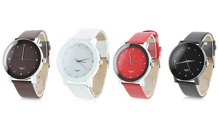 Relógio feminino Elegant Watches por 12,99€