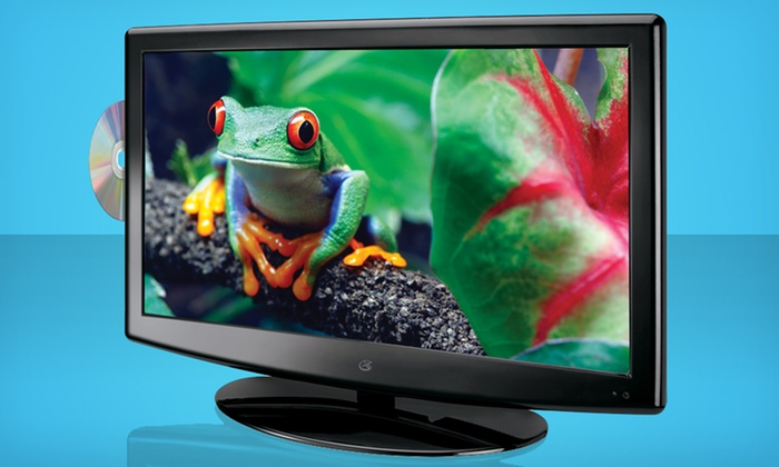 "GPX 32"" LCD HDTV with Built-in DVD Player (TD3220BP): $259.99 for a GPX 32"" LCD HDTV with Built-in DVD Player (TD3220BP) ($449.95 List Price). Free Shipping and Returns."