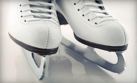 Ice-Skating and Skate Rentals for Two, Four, or Six at Iceland of Hampton Roads (Up to 54% Off)