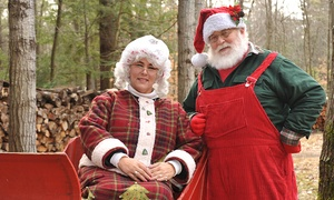 Charmingfare Farm: $11 for One Admission to Santa's Big Party at Charmingfare Farm ($19 Value)