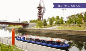 Lee and Stort Boats: Olympic Park Boat Tour from £7 at Lee and Stort Boats