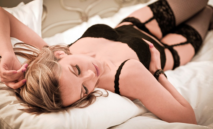 Boudoir Makeover Photoshoot For Up to Two With Images for £19 at Citi Studio