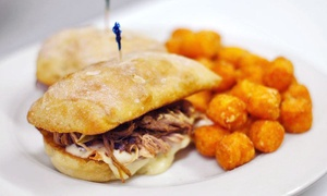 50th Street Cafe: $9 for $16 Worth of Diner Food for Breakfast and Lunch at 50th Street Cafe