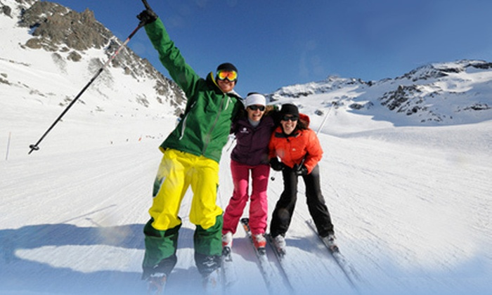 NAC SKI - North Haven: Round-Trip Bus Transportation to Killington Ski Resort for One or Two from NAC Ski (Up to 53% Off)