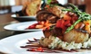 Willow Creek Inn - Vale: Four-Course European Dinner with Dessert and Wine for Two or Four at Willow Creek Inn (Up to 58% Off)