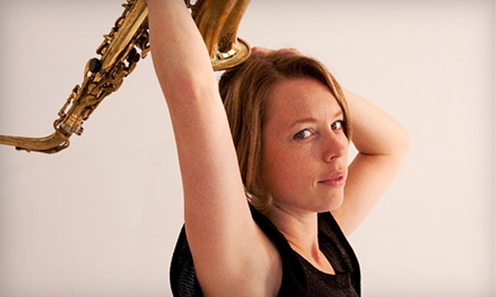 Dutch Women of Jazz Concert Series - Chateau: Dutch Women of Jazz Concert at MCG Jazz Hall on May 18, 19, or Both (Up to Half Off)
