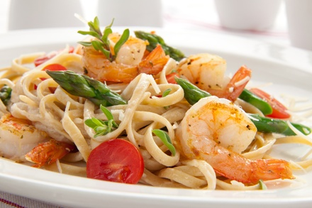 Italian Dinner or Lunch for Dine-In or Takeout at Bella Pasta (Up to 40% Off). Three Options Available.