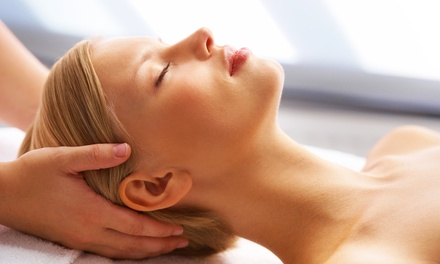 $55 for a Craniosacral-Therapy Package or a 90-Minute Energy-Infused Massage at Diamond Bodywork & Massage ($110 Value)