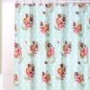 Floral Bathroom Accessory Set (18-Piece)