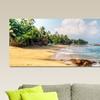 "40""x10"" Panoramic Landscape Print on Canvas"