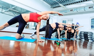STR8UP Fitness Systems: 10 or 20 Fitness Classes at STR8UP Fitness Systems (Up to 56% Off)