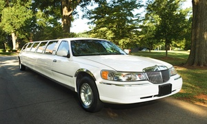 L10: Three Hours of Limo Rental from Level 10 Transportation (45% Off)