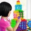 Snowflake Creative Building Block Set (100-Piece)