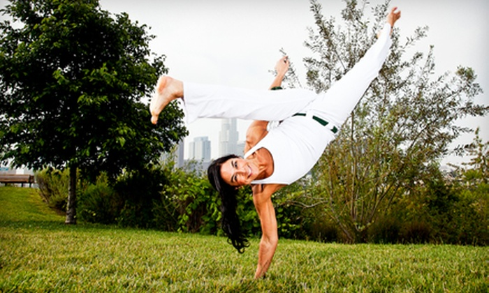 Capoeira Brasil - Mid-Wilshire: Five or 10 Classes at Capoeira Brasil (Up to 78% Off)