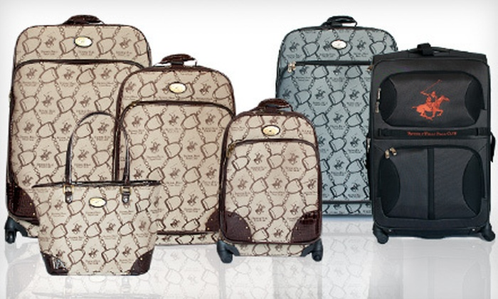 Up to 77% Off Beverly Hills Polo Club Luggage  337c138cb38d4