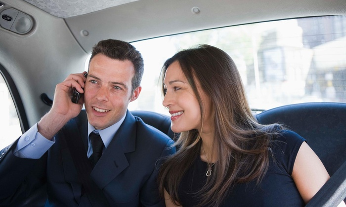 Here And There Fl - Orlando: Round-Trip Airport Transportation from Here and There FL (49% Off)