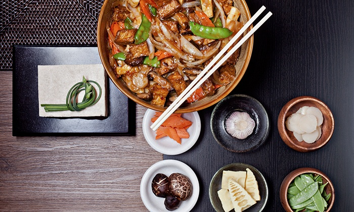 Thanh Do - St. Louis Park/Minneapolis: $24 for $40 Worth of Asian-Fusion Cuisine and Drinks at Thanh Do