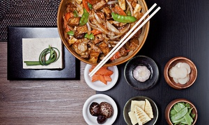 Thanh Do: Asian-Fusion Cuisine and Drinks at Thanh Do (Up to 42% Off). Two Options Available.